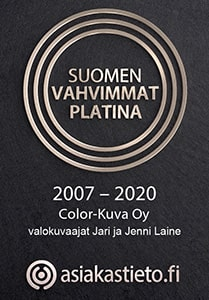 Suomen Vahvimmat Platina 2007-2020 Color-Kuva Oy